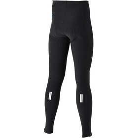 Shimano Winter fietsbroek Heren zwart